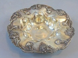 Vintage Antique Sterling Silver F.M. Whiting Bowl  228.5g - $693.00