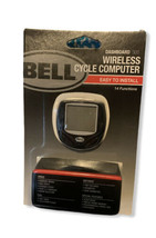 Bell Bicycle Dashboard 300 Wireless Computer New - $21.24
