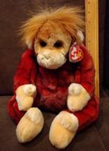 "Ty Beanie Buddy 12""  SCHWEETHEART orangutan monkey  (hart tag protector) - $9.99"