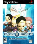 Code Lyoko: Quest for Infinity (SLUS-21743), for PlayStation 2, PS2, NTS... - $24.99