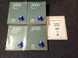 2000 Lincoln Ls Service Shop Reparatur Werkstatt Manuell Set W Ewd vor L... - $89.05