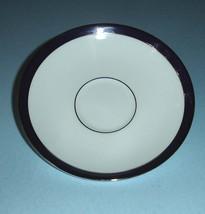 Lenox Federal Cobalt Platinum Tea Saucer Usa New - $19.99