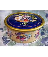 Vintage TOUR EIFFEL TOWER PARIS BONBONS Candy Tin Souvenir Collectible F... - $9.95