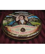 LAUDERS The BAKERS DAVID LAUDER SCOTLAND SHORTBREAD Tin Souvenir Collect... - $24.95