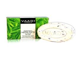 Vaadi Herbals Neem Patti Soap Antiseptic Soap-75 Gms Effectively Detoxif... - $10.60+