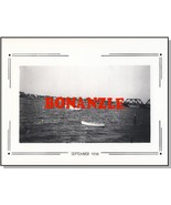 TIVERTON, RI PHOTO,1938 Hurricane,RR Bridge/Island Park - $10.00