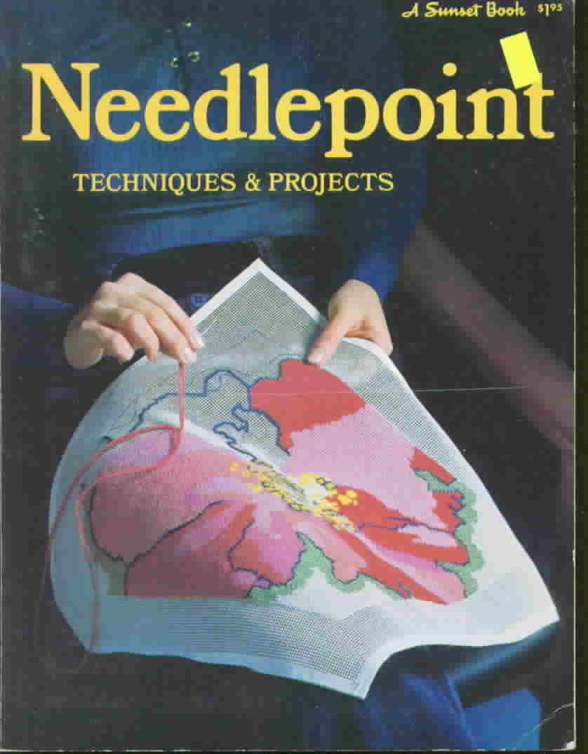 Vintage needlepoint techniques and projects