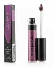 Smashbox Be Legendary Liquid Metal Lipstick -Foiled Brat- Full Size New ... - $6.88