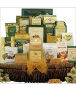 Holiday Gallant Affair: Gourmet Holiday Christmas Gift Basket, THG-908 - $146.99