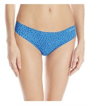 Calvin Klein Women's Invisibles Thong Panty D3507-422 Minimal Floral XL - $10.89