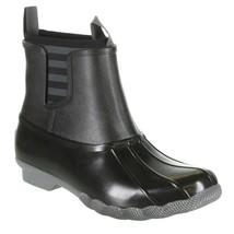 Sperry Saltwater Chelsea Rain Boot 7.5M NEW - $81.16