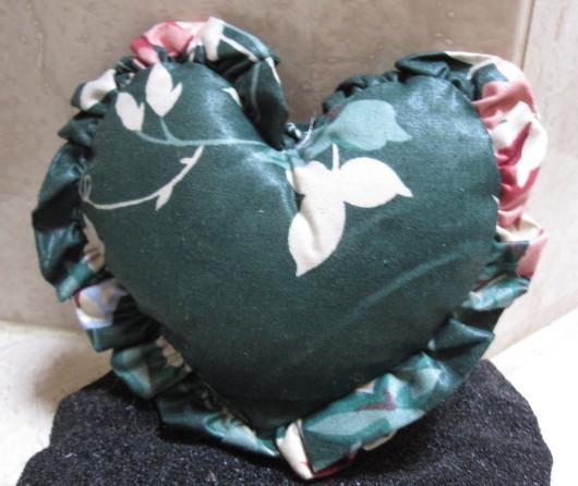 Handmade Contemporary Pin Cushion - Valentine's Day