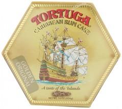 Jamaica Tortuga Rum Cake 16 Ounces (Pack of 3) - $89.99