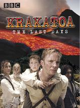 KRAKATOA the Last Day DVD BBC Documentary Movie - $17.97