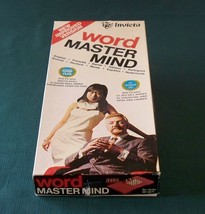 Word Master Mind Hidden Code Word Invicta 1975 Complete VGC - $8.00