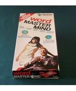 Word Master Mind Hidden Code Word Invicta 1975 Complete VGC - $8.00