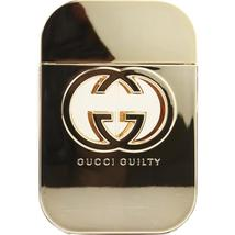 GUCCI GUILTY by Gucci EDT SPRAY 2.5 OZ (UNBOXED) for WOMEN  100% Authentic - $58.80