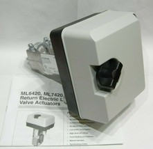 "Honeywell ML7420A3055 Direct Coupled Valve Actuator 24V 60Hz 5VA 3/4"" 135 LBF - $233.71"