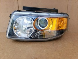 07-08 Honda Element Headlight Head Light Lamp Driver Left LH image 2