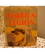 Big Little Book Blaze Brandon with the Foreign Legion by Gaylord Du Bois... - $25.00