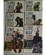 Lone Wolf 2100 #1-6 Dark Horse Comics - MINT IN SLEEVES - $9.79