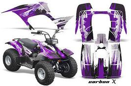Yamaha Breeze 125 Graphics Sticker Kit AMR Racing ATV Quad Decal 89-07 C... - $169.95