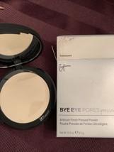 It Cosmetics Bye Bye Pores Pressed Translucent Powder New - $14.80