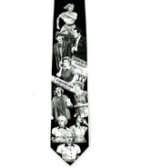 I Love Lucy Men's Neck Tie Ralph Marlin Lucille Ball TV Show Black Necktie - $21.04