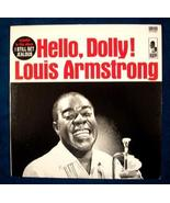 "LOUIS ARMSTRONG  "" Hello Dolly ""   1964 Jazz LP - $8.00"