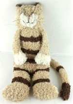 Jellycat Plush Bunglie Kitten Stuffed Animal Toy Striped Cat Deliciously... - $15.52