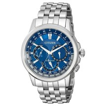 Citizen Men's Eco-Drive Stainless Steel Watch BU2021-51L image 1