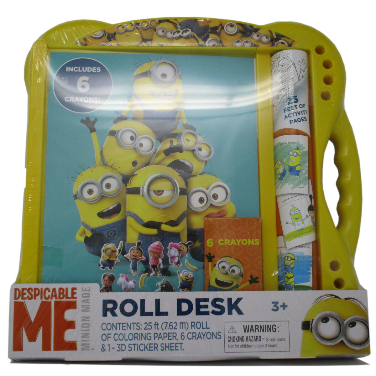 Primary image for Tara Toys Despicable Me Minions Roll Desk