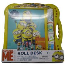 Tara Toys Despicable Me Minions Roll Desk - $19.34