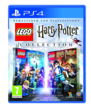 LEGO Harry Potter Collection Playstation 4 NEW Sealed Years 1 to 4 and 5... - $25.64