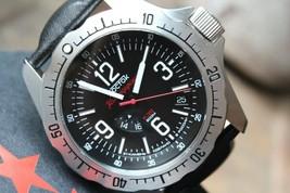 Vostok Komandirsky Russian Mechanical K-39 Military wristwatch 390776 - $234.22