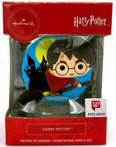 Harry Potter Walgreens Exclusive 2019 Hallmark Christmas Ornaments  - $12.86