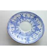 Royal Stafford BLUE WINDMILL Saucer  - $8.99