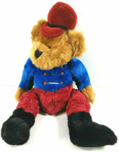 "Russ Berrie Bandy 12"" Teddy Bear Plush Bears From The Past Collection - $9.60"