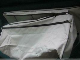 Underseat bag with cushion  for inflatable boat dinghy image 3