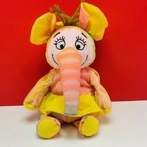 Walt disney store bean bag plush beanbag stuffed animal Heffalump elephant Pooh - $23.09