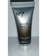 No7 Airbrush Away Primer 0.33 Fl.Oz. NEW No 7 Boots Travel Size .33 oz - $5.65