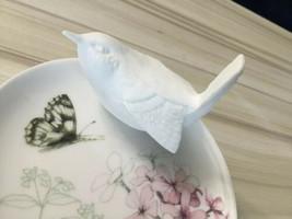 MARJOLEIN BASTIN HALLMARK RING TRAY HOLDER 3d Bird Dish Jewelry Butterfly T - $19.79