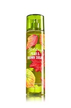 Bath and Body Works Golden Pear and Brown Sugar Fine Fragrance Mist 8 Ounce - $49.49