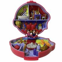 Bluebird Vintage Polly Pocket 1995 Disney's Mickey & Minnie Playcase Set  - $59.99