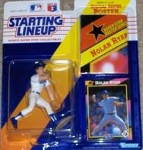 Nolan Ryan Texas Rangers Starting Lineup MLB Action Figure NIB NIP Kenner - $13.36
