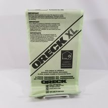 Set of 5 Genuine OEM Oreck XL Type CC Vacuum Cleaner Bags XL2000 XL8000 XL9000 image 3