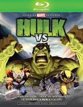 Hulk Vs (Blu Ray) (Ws/Eng/Eng Sub/Span/Span Sub/7.1 Dts)