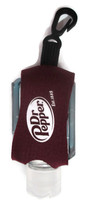 Dr. Pepper travel sized hand sanitizer with portable carry clip  - BRAND... - $3.81