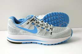 Nike Air Zoom Vomero 12 TB Women's Shoes. Size:10.5 Wht/Blue. (No Box Li... - £76.56 GBP