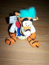 Disney Store Winnie the Pooh Mad Scientist Tigger Bean Bag Plush Animal ... - $16.00